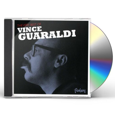 VERY BEST OF VINCE GUARALDI CD