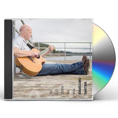 CITY MAKES THE MAN CD