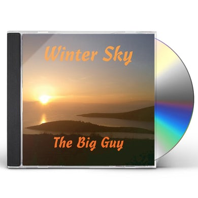 Big Guy WINTER SKY CD