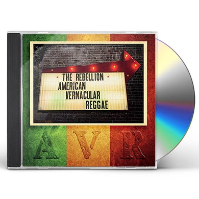 Rebellion AMERICAN VERNACULAR REGGAE CD