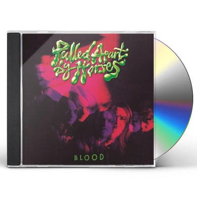 Pulled Apart By Horses BLOOD CD