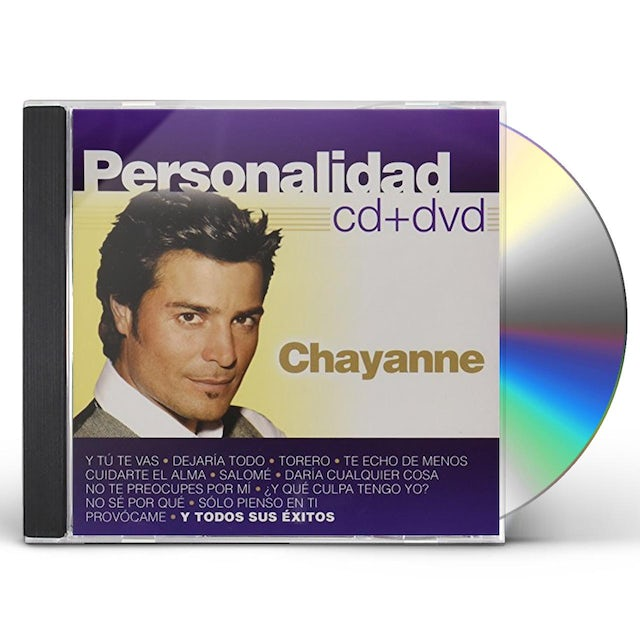 CHAYANNE PERSONALIDAD CD