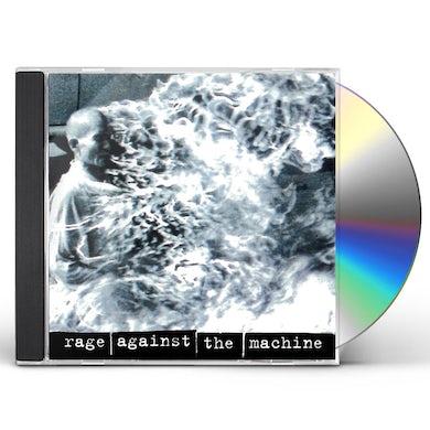Rage Against The Machine RAGE AGAINST THE MACH CD
