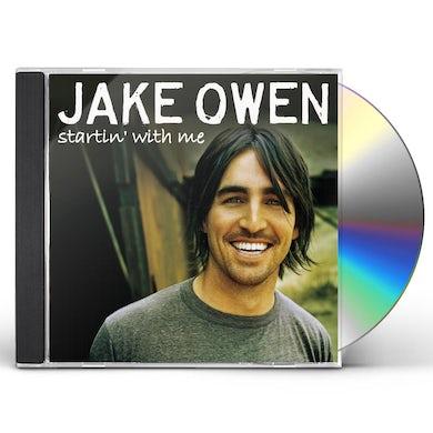 Jake Owen Startin' with Me CD