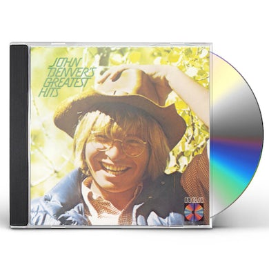 John Denver GREATEST HITS CD