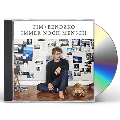 Tim Bendzko IMMER NOCH MENSCH CD