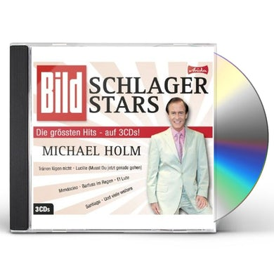 Michael Holm BILD SCHLAGER STARS CD