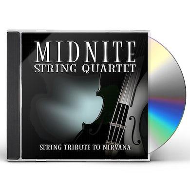 Midnite String Quartet PERFORMS NIRVANA (MOD) CD