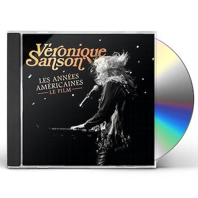 Veronique Sanson LES ANNEES AMERICAINES: LE FILM CD