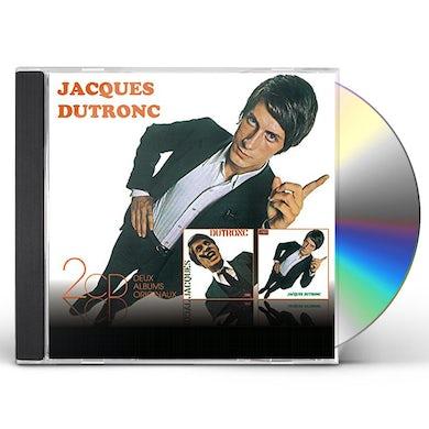 Jacques Dutronc ET MOI ET MOI ET MOI / IL EST CINQ CD