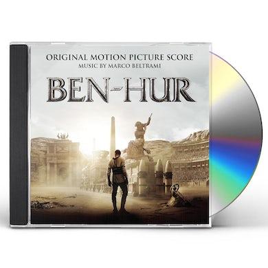 Marco Beltrami BEN-HUR (SCORE) / Original Soundtrack CD