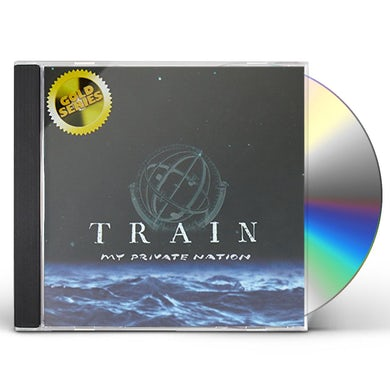 Train MY PRIVATE NATION (GOLD SERIES) CD