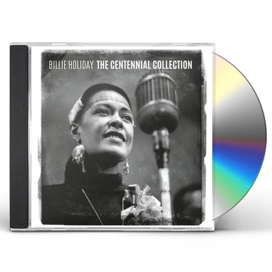 Billie Holiday CENTENNIAL COLLECTION CD