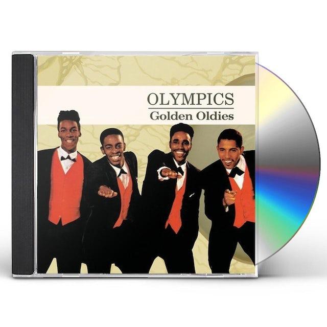 Olympics GOLDEN OLDIES CD