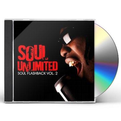 Soul Unlimited SOUL FLASHBACK2 CD
