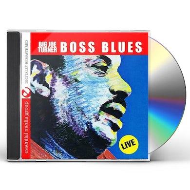 BOSS BLUES: LIVE CD