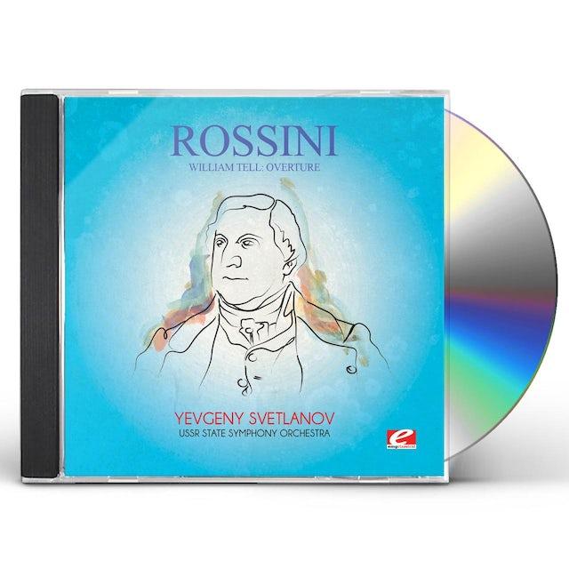 Rossini WILLIAM TELL OVERTURE CD