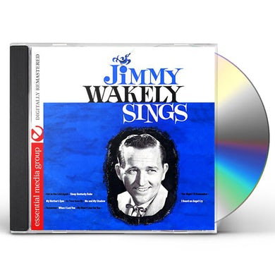 JIMMY WAKELY SINGS CD
