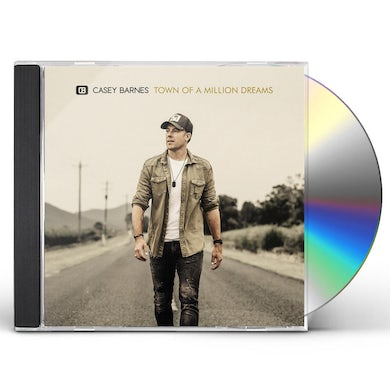 TOWN OF A MILLION DREAMS CD
