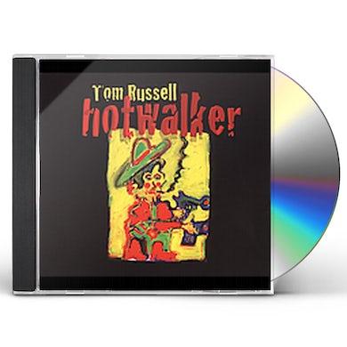 Tom Russell HOT WALKER: CHARLES BUKOWSKI & A BALLAD FOR GONE CD