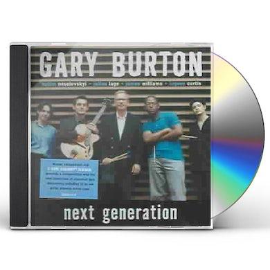Gary Burton NEXT GENERATION CD