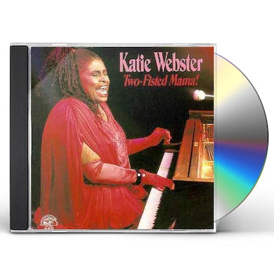 Katie Webster TWO FISTED MAMA CD