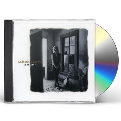Alison Brown LOOK LEFT CD