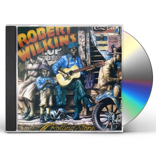 Robert Wilkins ORIGINAL ROLLING STONE CD