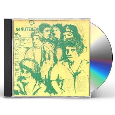 Minutemen POLITICS OF TIME CD