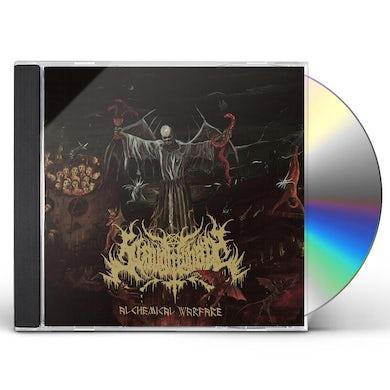 Slaughtbbath ALCHEMICAL WARFARE CD