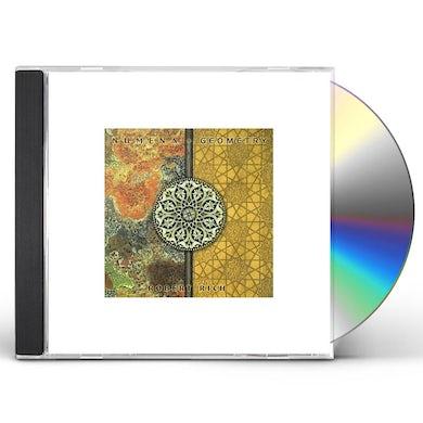 Robert Rich NUMENA / GEOMETRY CD