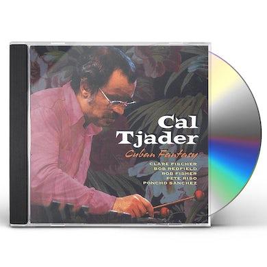 Cal Tjader CUBAN FANTASY CD