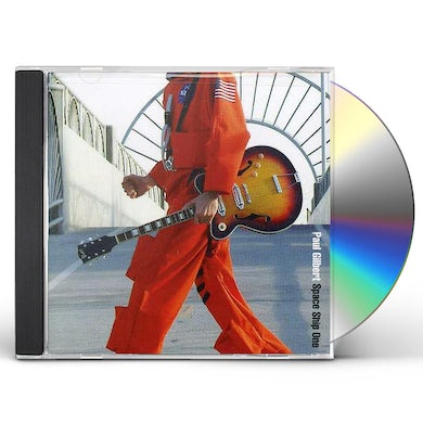 Paul Gilbert SPACESHIP ONE CD