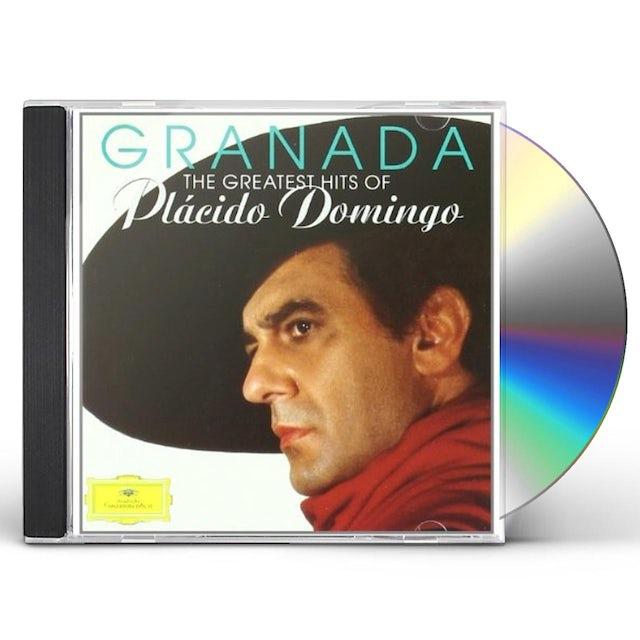 GRANADA: GREATEST HITS OF PLACIDO DOMINGO CD