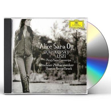 P.I. Tchaikovsky LISZT-FIRST PIANO CONCERTOS CD