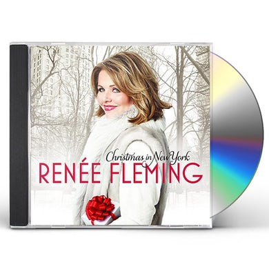 Renee Fleming CHRISTMAS IN NEW YORK CD