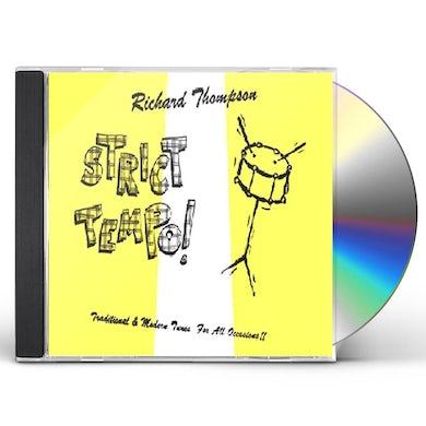 Richard Thompson STRICT TEMPO CD