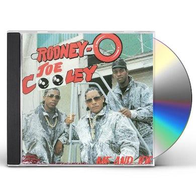 Rodney O & Joe Cooley ME & JOE CD