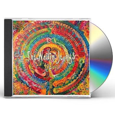 Wailin' Jennys 40 DAYS CD