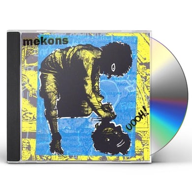 Mekons OOOH: OUT OF OUR HEADS CD