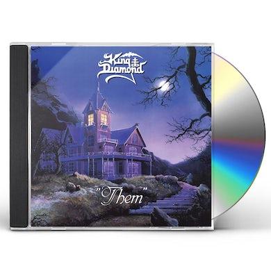 King Diamond THEM CD
