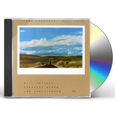 Jan Garbarek PATHS PRINTS CD