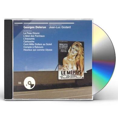 Georges Delerue LE MEPRS CD