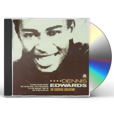 Dennis Edwards ESSENTIAL COLLECTION CD