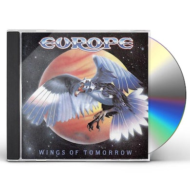 Europe Wings Of Tomorrow: Remastered Edition CD