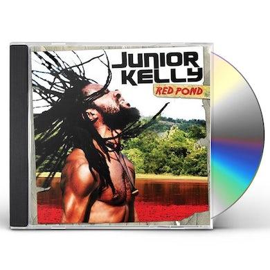 Junior Kelly RED POND CD