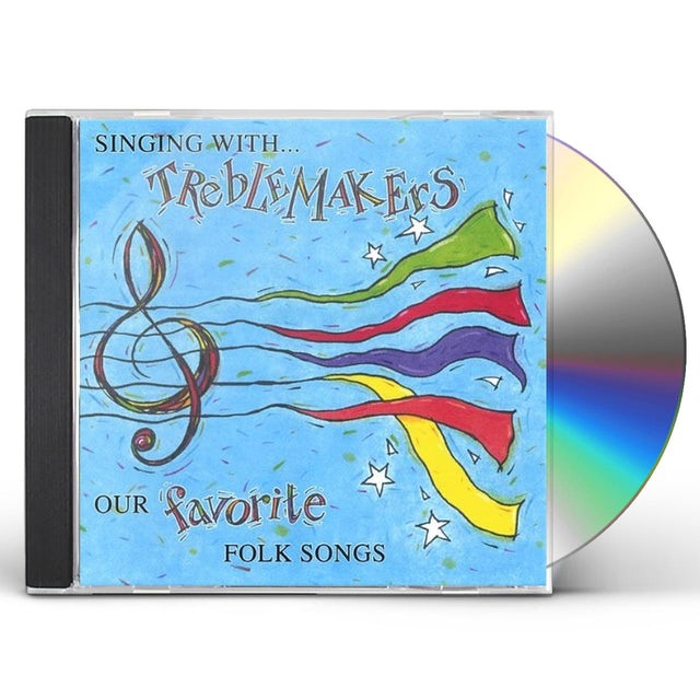 SINGING WITH TREBLEMAKERS: SONGS FOR YOUNG SINGERS CD