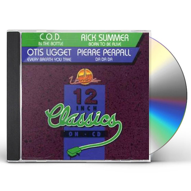 Rick Summer BORN TO BE ALIVE CD