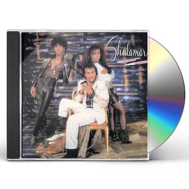 Shalamar HEARTBREAK CD