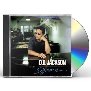 D.D. Jackson SIGAME CD